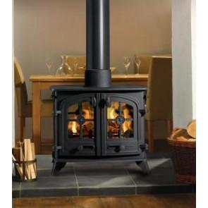 Yeoman Exe Double sided stove
