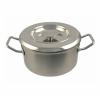 AGA 22cm Stainless Steel Casserole