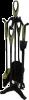 Black &  Antique Companion Set - Loop Top