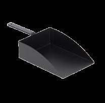 Dixneuf Simply Ash shovel in black