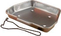 Ash pan and handle