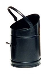 All Black Kinton Coal Bucket
