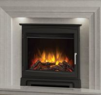 "Elgin Hall 22"" Chollerton with Cast Stove Front"