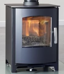 Mendip Churchill 8 Double sided Stove