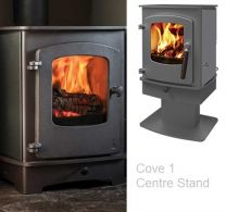 Charnwood Cove 1 Stove with centre stand