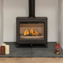 Mendip Ashcott Wide Woodburner