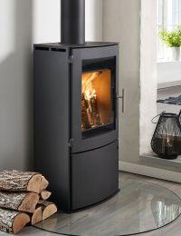 Westfire Uniq 18 Stove with Log Door