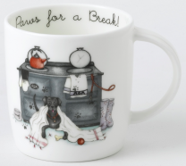 AGA Paws For A Break Mug