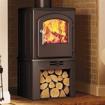 Broseley Serrano 5 SE Stove on Logstore
