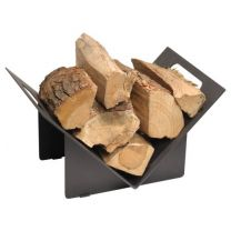 Triangular Log Holder