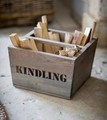 Spruce Kindling Box