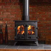 Yeoman Devon Double door stove