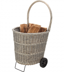Dixneuf Exo Log Carrier on Wheels