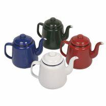 14cm Teapot in White