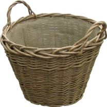 Calfire Wild Willow Log Basket