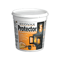 Photograph of 1kg tub Stovax Protector