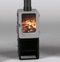 Apple Stack Stove