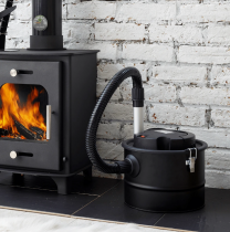Valiant Ash Vaccum - Ash Vac for a Wood-burning Stove
