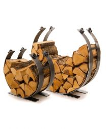 """Large Jacobean Log Ring 28"""" (also available as a smaller 18"""" version)"""