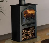 Cleanburn Sønderskoven Euro Multi-fuel stove