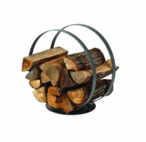 Dixnuf Grey Ring Log Holder