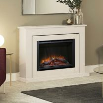 Edwin Electric Fireplace Complete