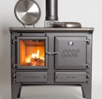 ESSE Ironheart Eco Wood fired Cook Stove