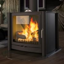 FB3 Double sided Stove