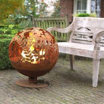 Meadow Fire Globe