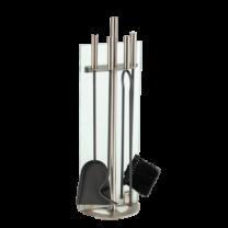 Dixneuf Glass Fire Tool Set