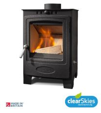 Hamlet Solution 5 Compact Multi-fuel stove (S4)