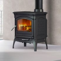 Hergom Craftsbury Cast Iron Stove