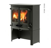 Charnwood Island 2 Stove with store stand