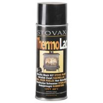 Stovax Heat Resistant Spray Paint - Black