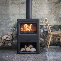 Charnwood Skye 5 Stove with store stand