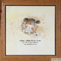 Alex Clark small picture frame 300 x 300mm