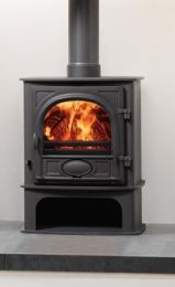Stovax Stockton 5 Midline wood & multi-fuel burner