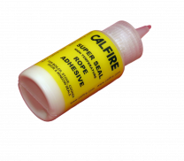 Calfire Superseal High Temperature Rope Adhesive - 30ml