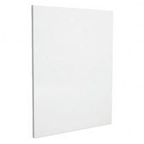 Dixneuf Unie White Heat Shield for Wall Protection
