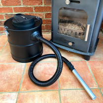 Valiant Ash Vaccum - Ash Vac for a Wood-burning Stove