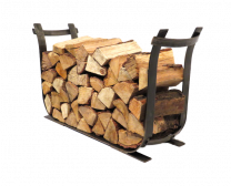 Broomfield Valut Log Holder - 48cm high x 80cm wide x 27cm deep