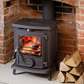 5kw stoves and under