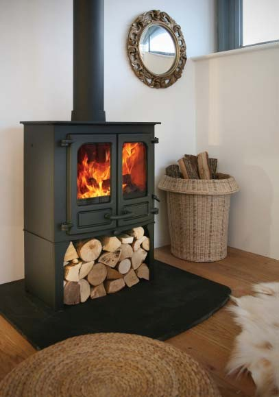 Charnwood wood burning Stove