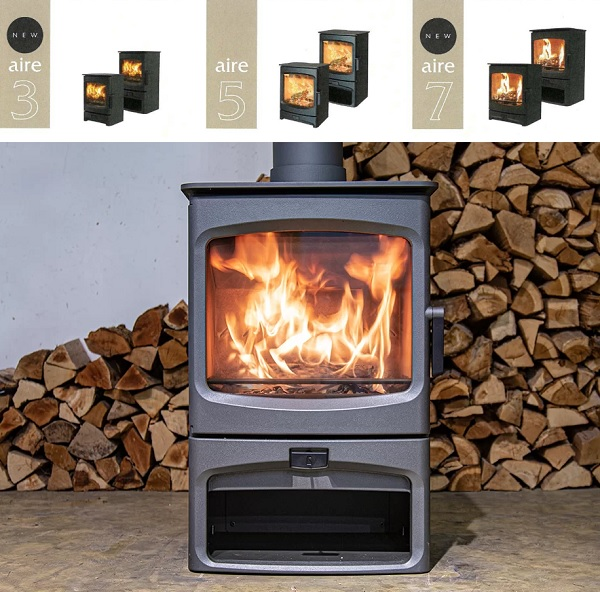 New Charnwood Aire Stoves - coming soon