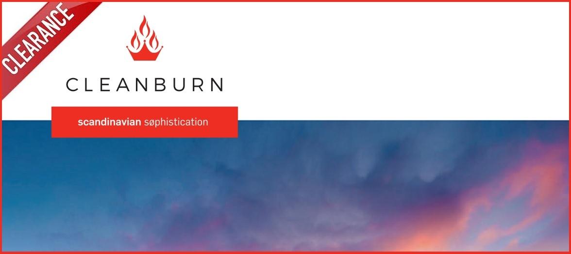 Cleanburn - Clearance