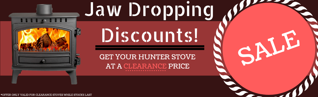 Hunter Clearance Sale