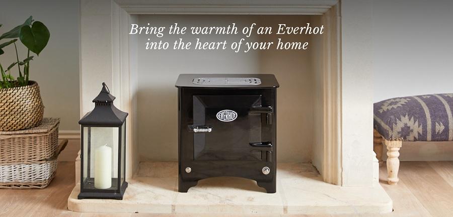 Everhot electric stove