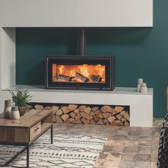 Studio 2 Freestanding Ecodesign with White trim