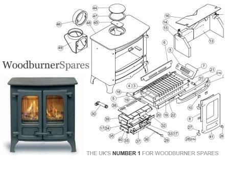 wood stove chimney installation instructions