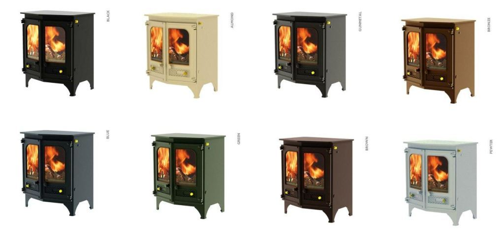 Charnwood Country Colour options